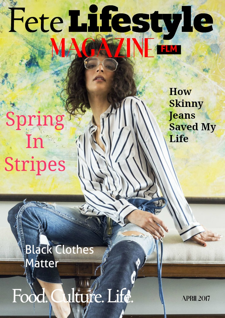 April 2017 Fashion Issue