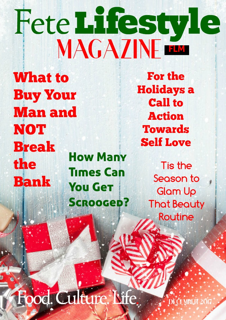 December 2017 Holiday Issue
