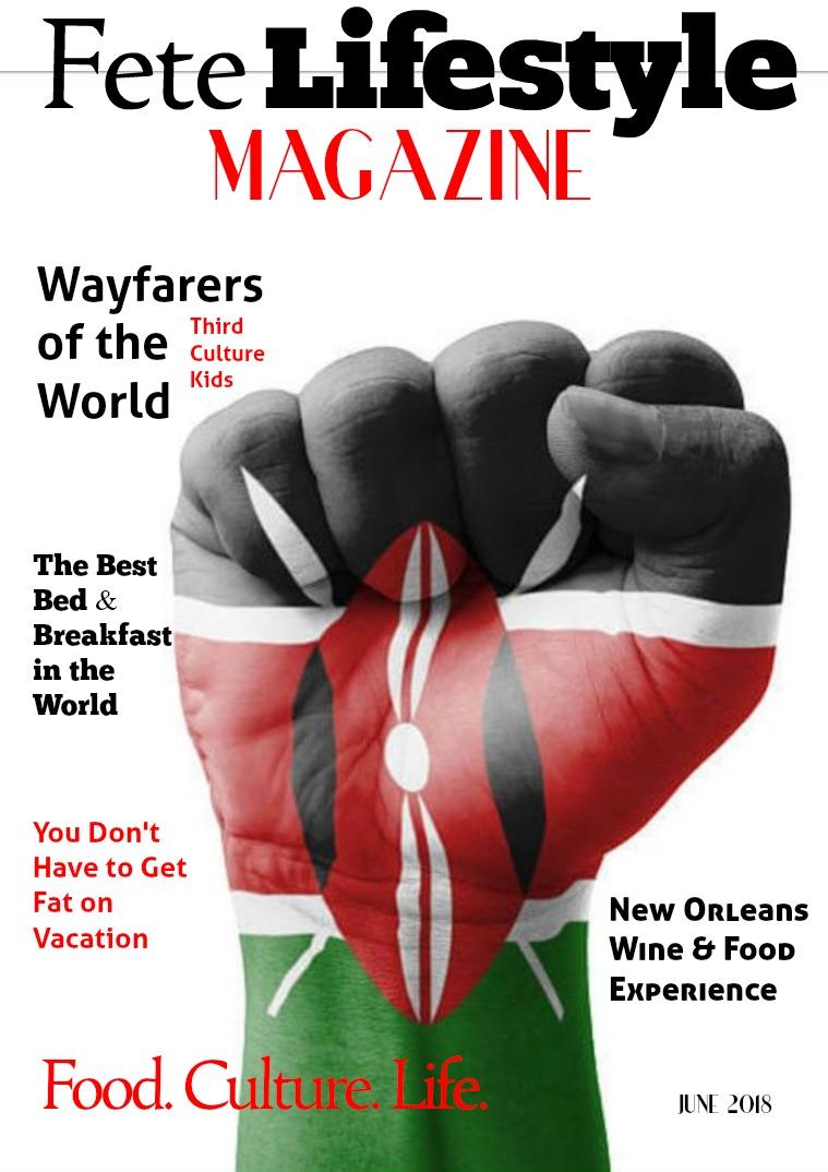 Fete Lifestyle Magazine June 2018 - Travel