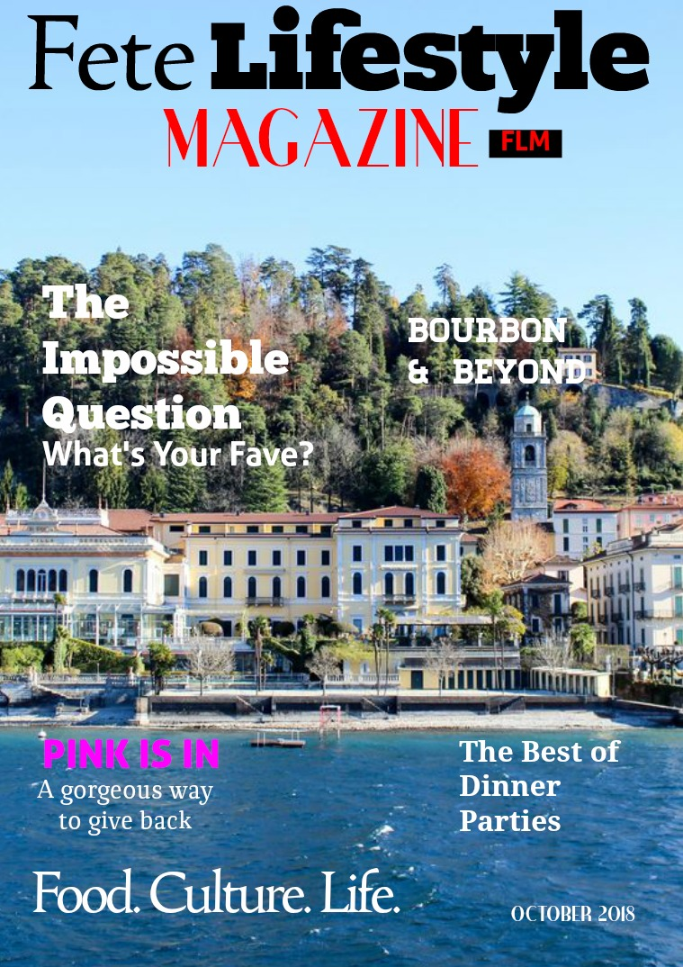 October 2018 - The Best Of Issue