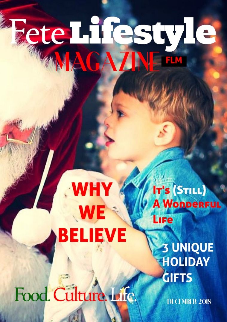 December 2018 - Holiday Issue