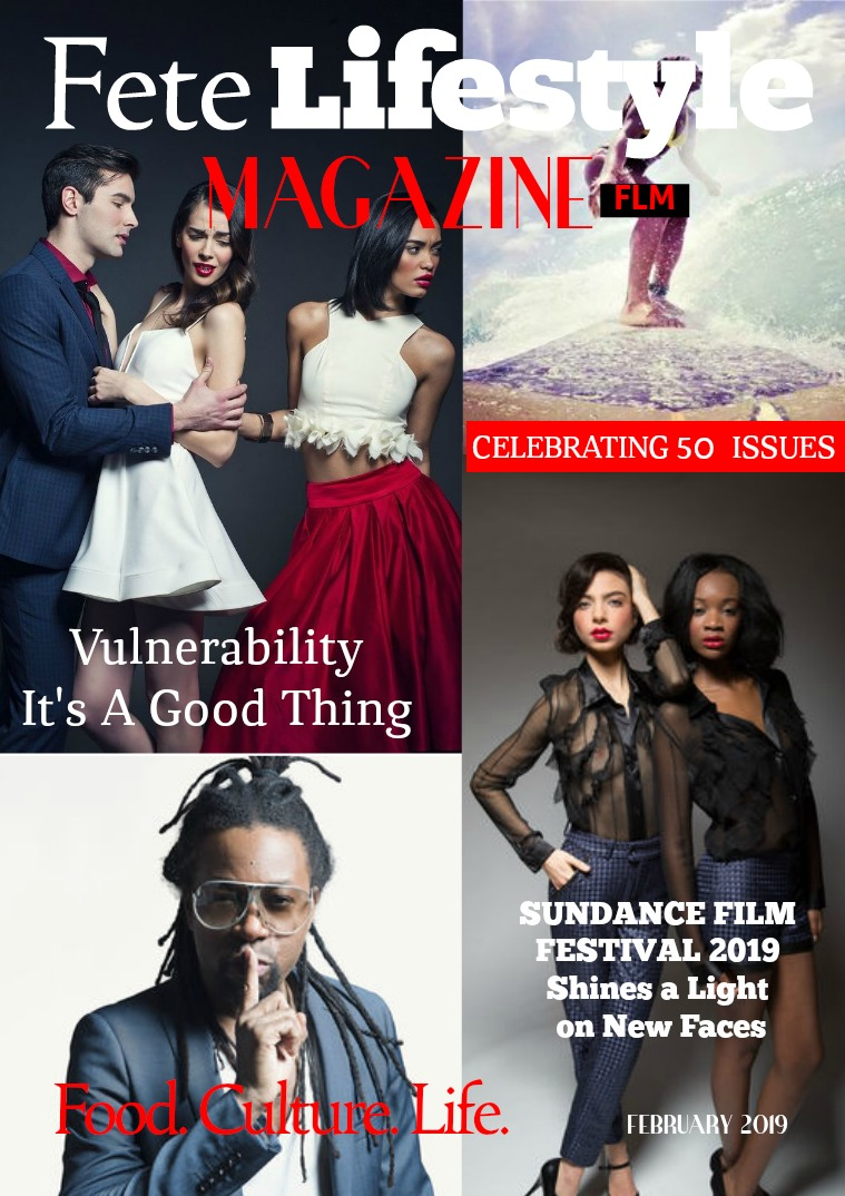 February 2019 - Relationships. Our 50 Issue.