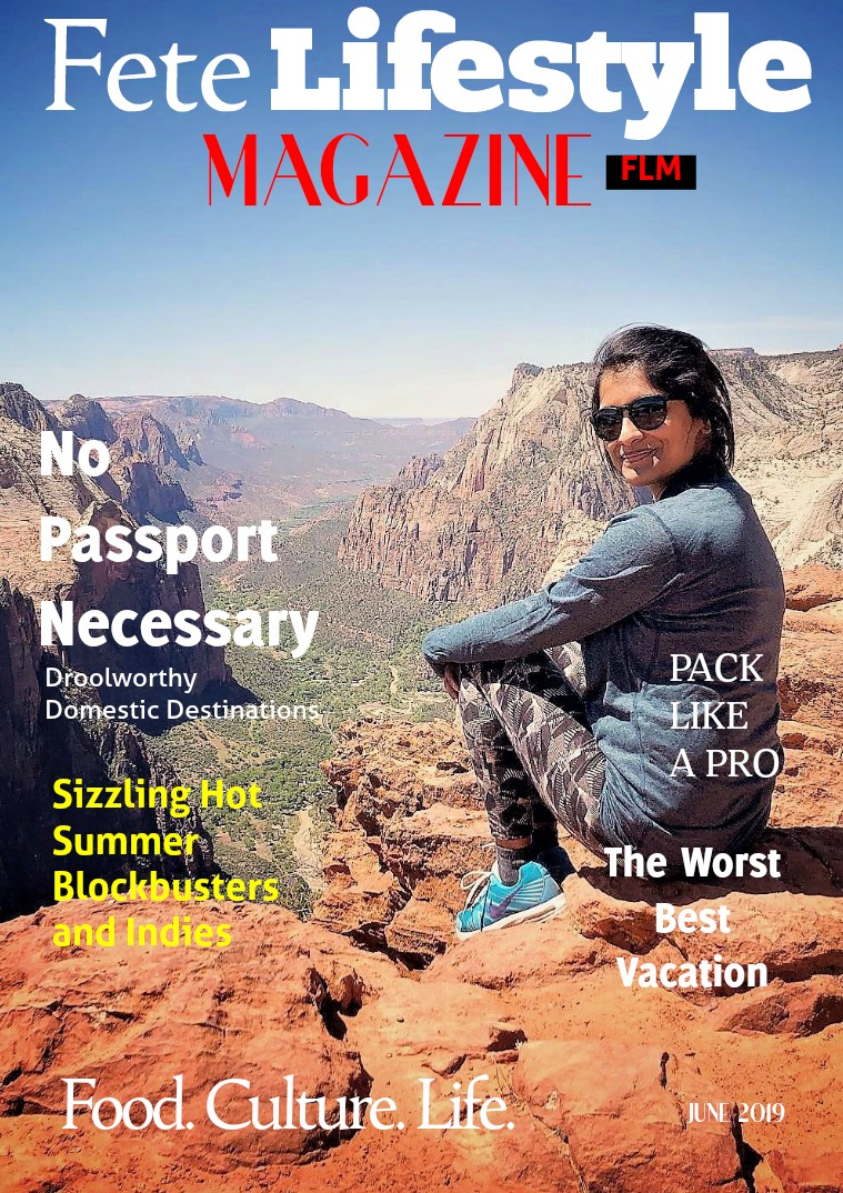 June 2019 - Travel Issue