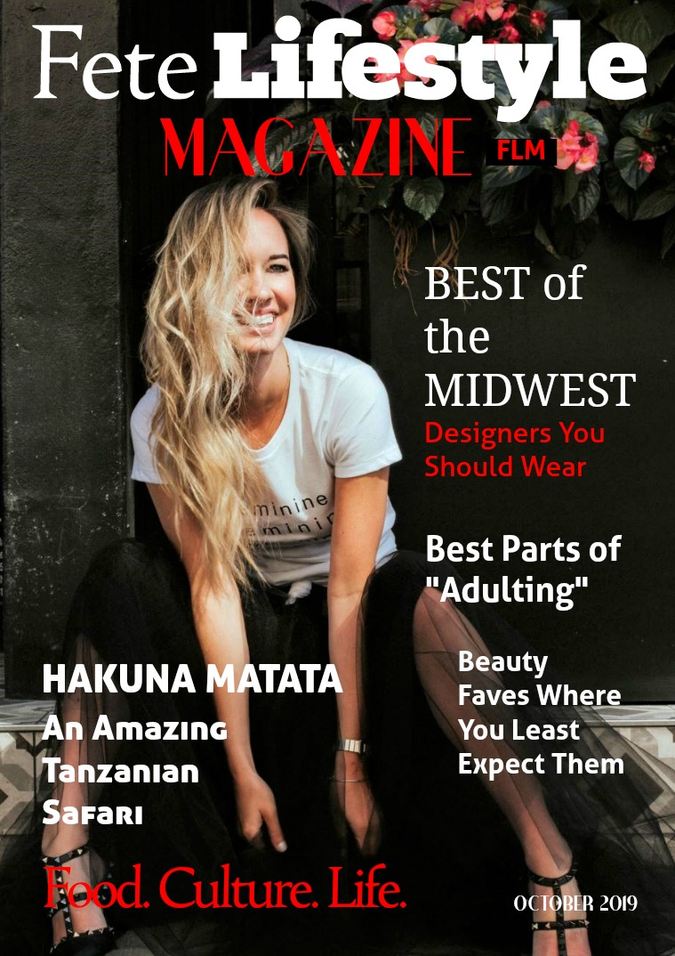 October 2019 - Best of and Favorite Things Issue