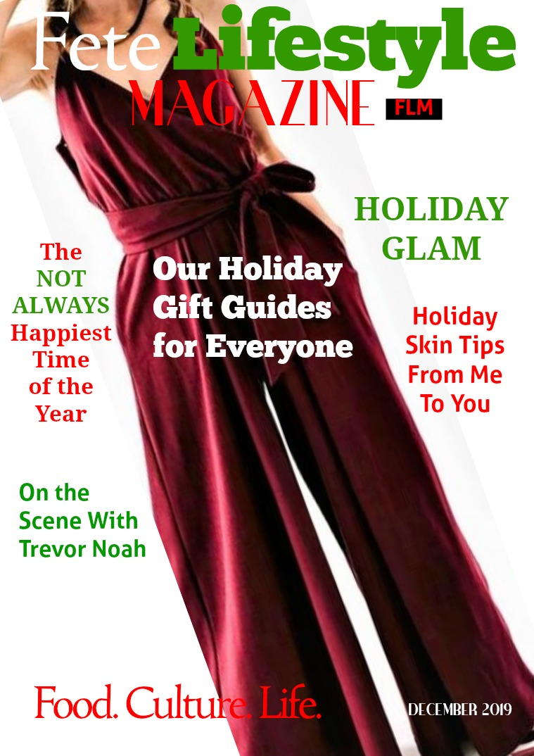 December 2019 - Holiday Issue
