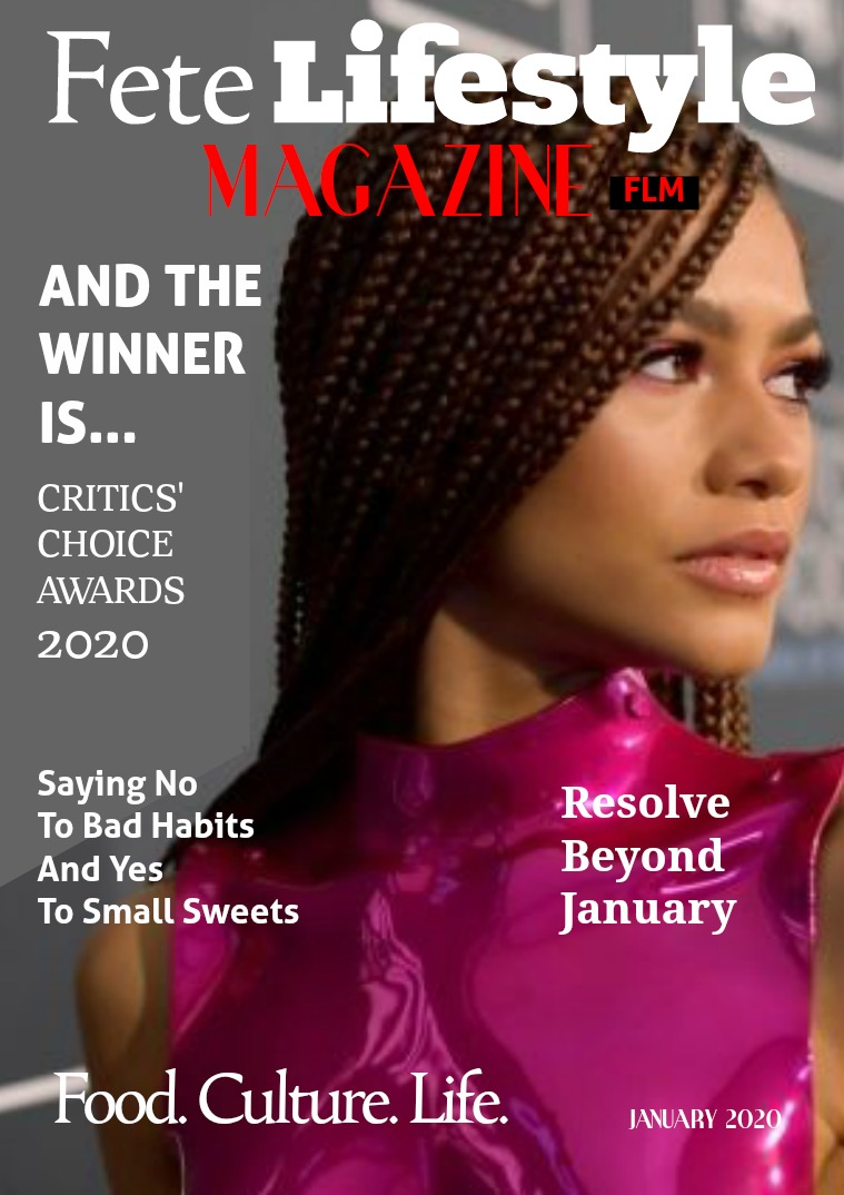January 2020 - The Experience Issue