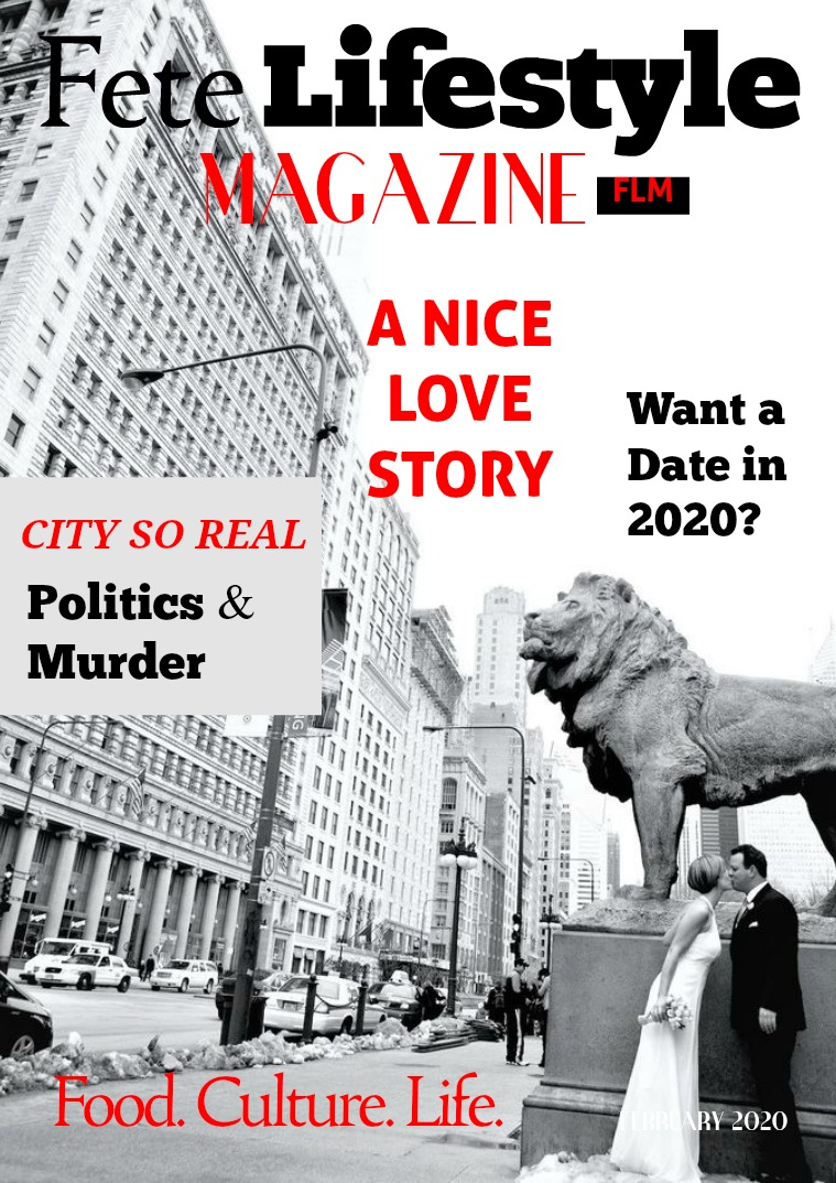 February 2020 - The Relationship Issue