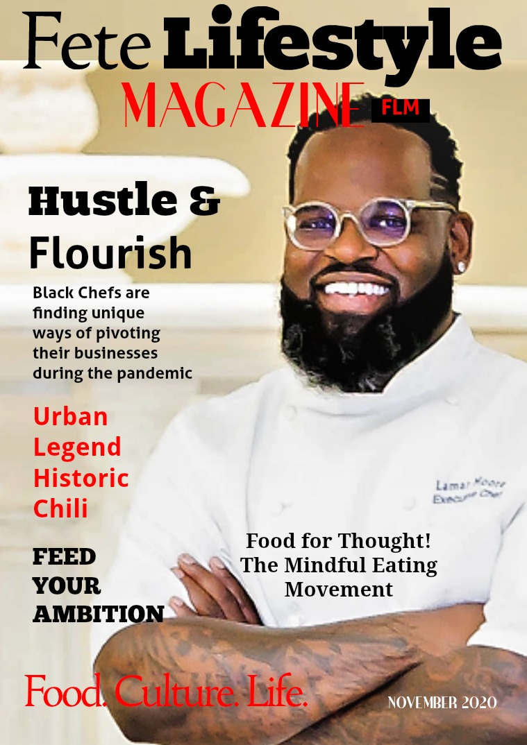 November 2020 - Food Issue