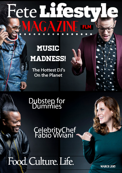 Fete Lifestyle Magazine March 2015