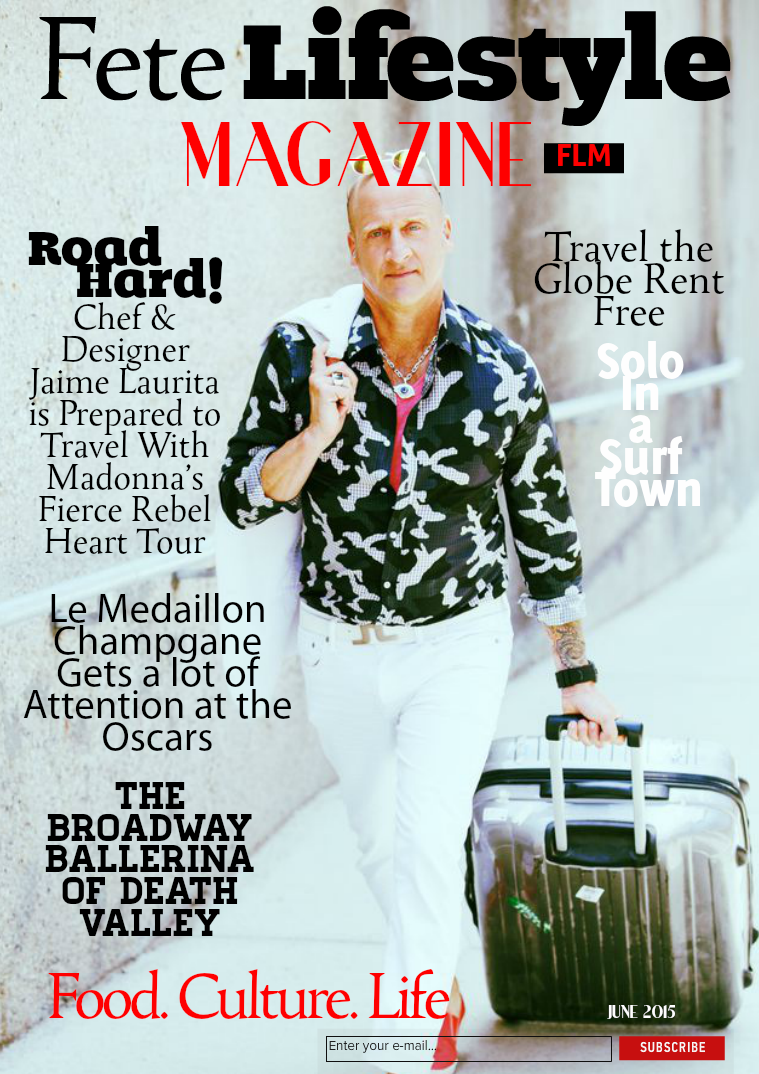 Fete Lifestyle Magazine June 2015