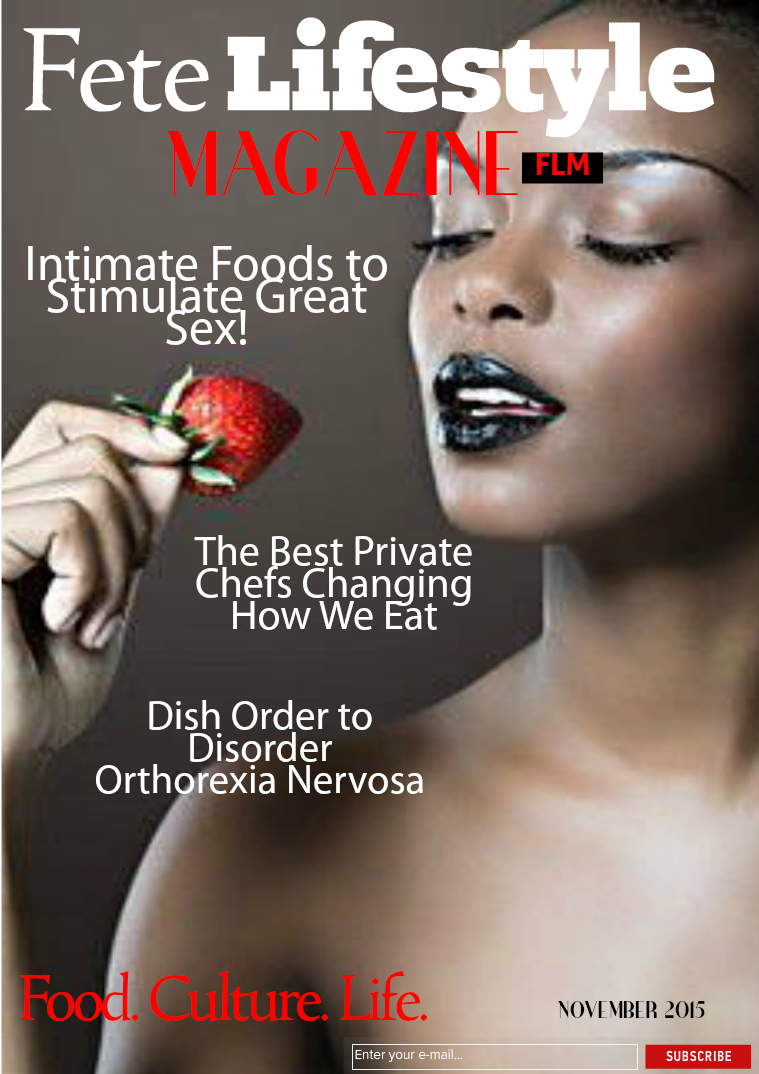 Fete Lifestyle Magazine November 2015
