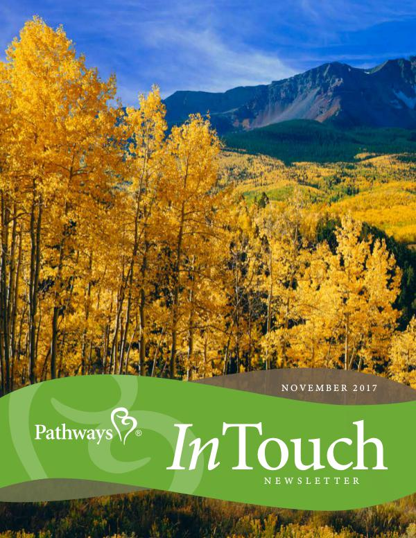 InTouch Newsletter November 2017 Pathways_InTouch_Nov2017_WEB-3