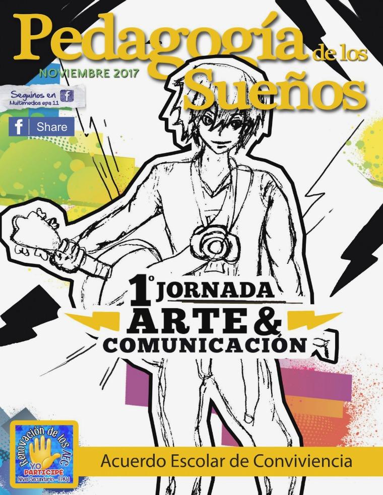 Revista Pedagogía de los Sueños -  EPA Nº 11 Dr Carlos Juan Rodríguez Preliminar - 2° edición 2017