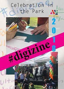 Celebration in the Park Digi Zine 2018