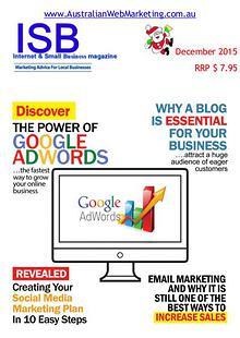 ISB Magazine