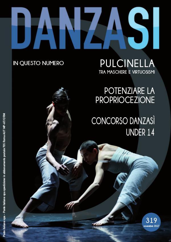 DanzaSì Anteprima Danzasi n. 319 novembre 2017