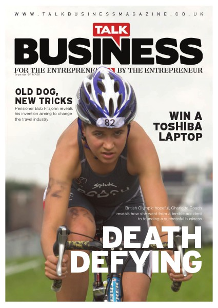 Talk Business Magazine September 2014