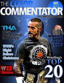 The Color Commentator Magazine
