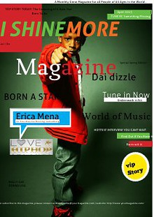 I SHINE MORE MAGAZINE