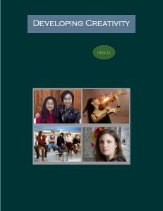 Developing Creativity Issue 1.1
