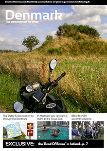 Denmark - The great outdoors for bikers!