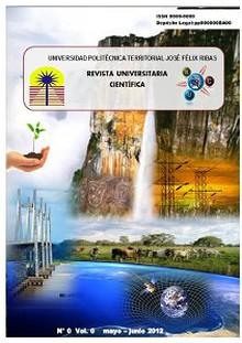 REVISTA CIENTÍFICA UNIVERSIDAD POLITÉCNICA TERRITORIAL JOSÉ FÉLIX RIBAS BARINAS VENEZUELA