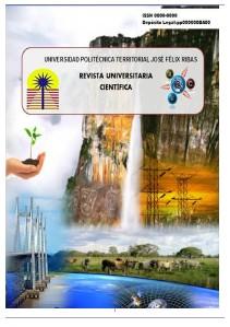 REVISTA CIENTÍFICA UNIVERSIDAD POLITÉCNICA JOSÉ FÉLIX RIBAS BARINAS VENEZUELA 0 Nº 0