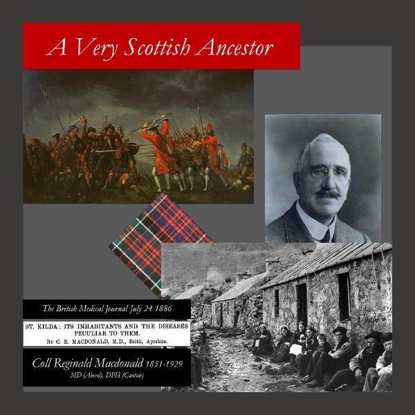 A Very Scottish Ancestor Nov 2014