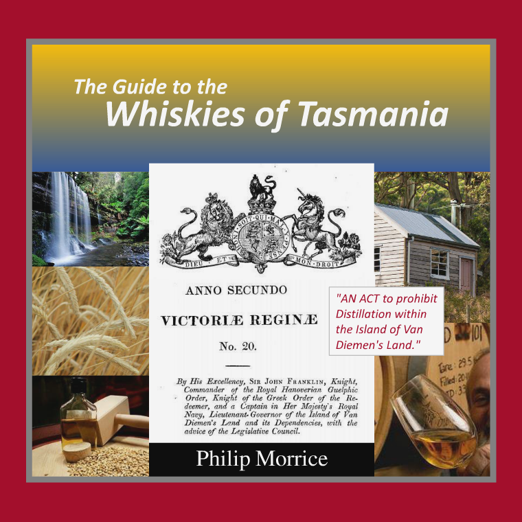 The Guide to the Whiskies of Tasmania July 2015