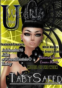 U Weekly flyer Oct 26 2014  Vol.8