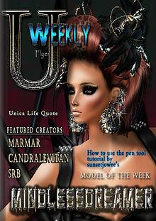 U Weekly Flyer  Nov, 9 Vol 8