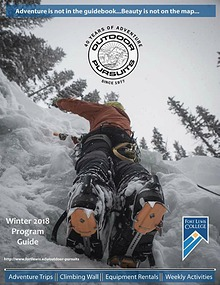 Outdoor Pursuits Program Guide