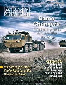 Army Sustainment