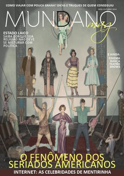MUNDANO Mag №01