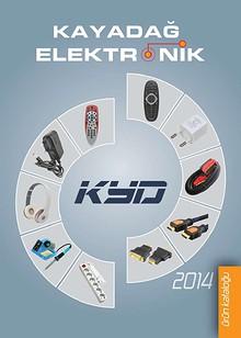 Kayadağ Elektronik 2014 Kumanda kataloğu