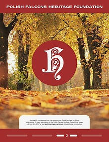 PFHF Newsletter