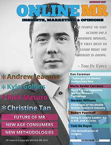 Online MR Magazine January 2017