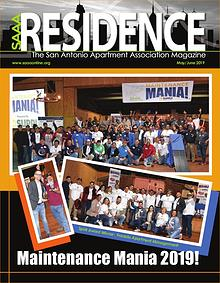 SAAA MAY/JUNE 2019 RESIDENCE MAGAZINE