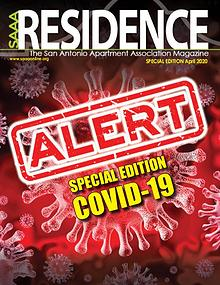 SAAA April 2020 Special Edition Residence Magazine