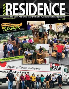 SAAA May 2020 Special Edition Residence Magazine