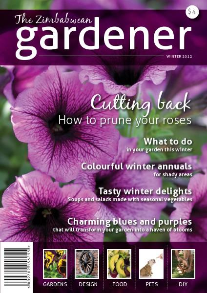 The Zimbabwean Gardener Issue 1 Winter 2012