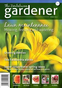 The Zimbabwean Gardener