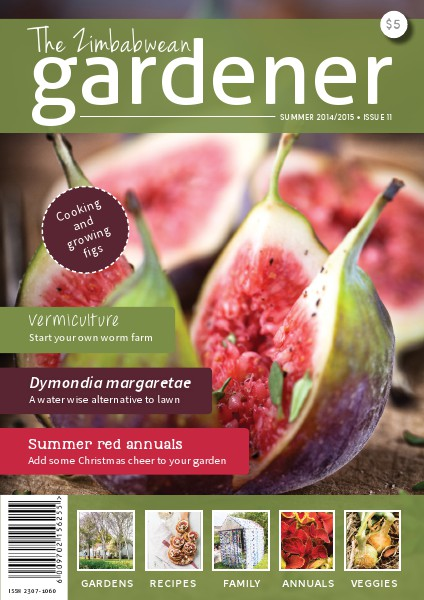The Zimbabwean Gardener Issue 11 Summer 2014/2015