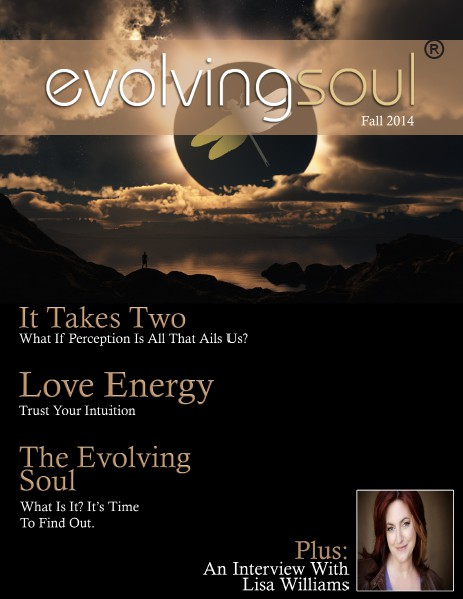 Evolving Soul Magazine Relaunch