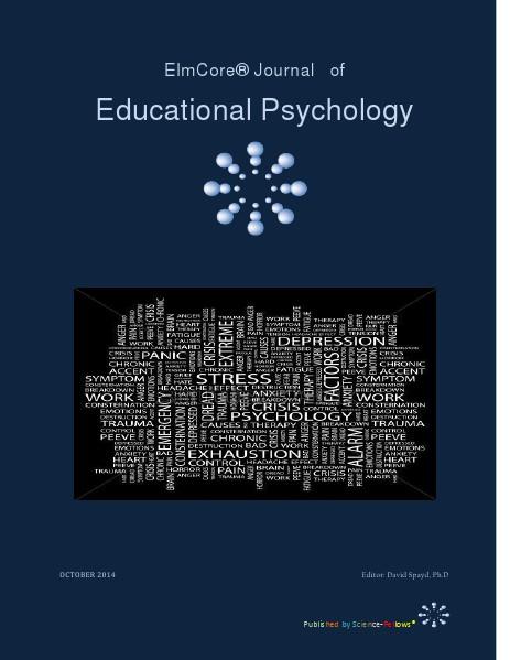 ElmCore Journal of Educational Psychology October, 2014