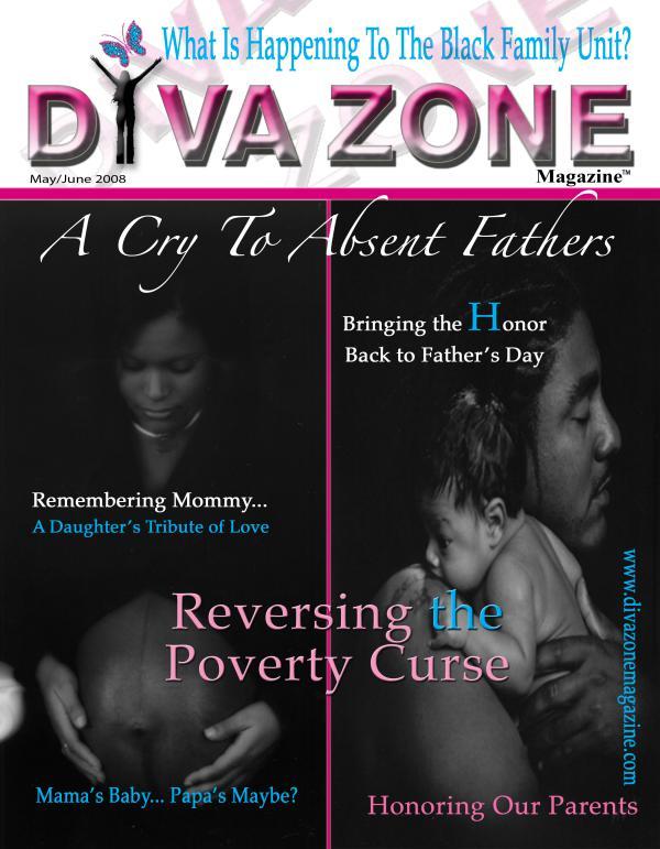 Diva Zone ™ Magazine Black Family Unit - The DIVA Zone Magazine - May J