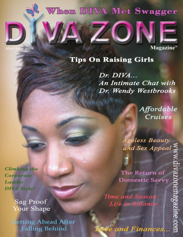 DIVA SWAGGER ZONE ISSUE - May June 2009