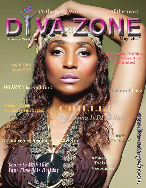 DIVA SWAGGER ISSUE - Chill and Derrick Givens Cove