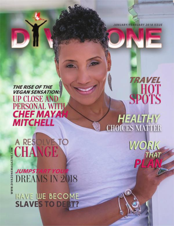Diva Zone ™ Magazine Diva Zone January February 2018 Printer File