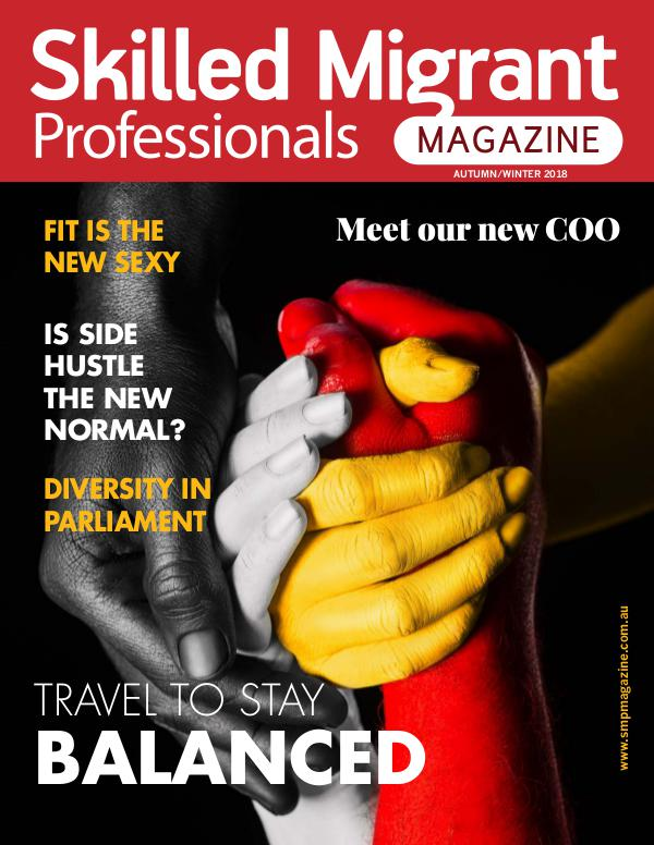 Skilled Migrant Professionals SMP 08 autumn winter 2018